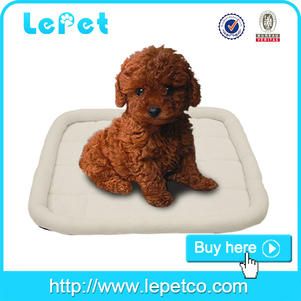 Cheap pet cushion luxury pet dog mat
