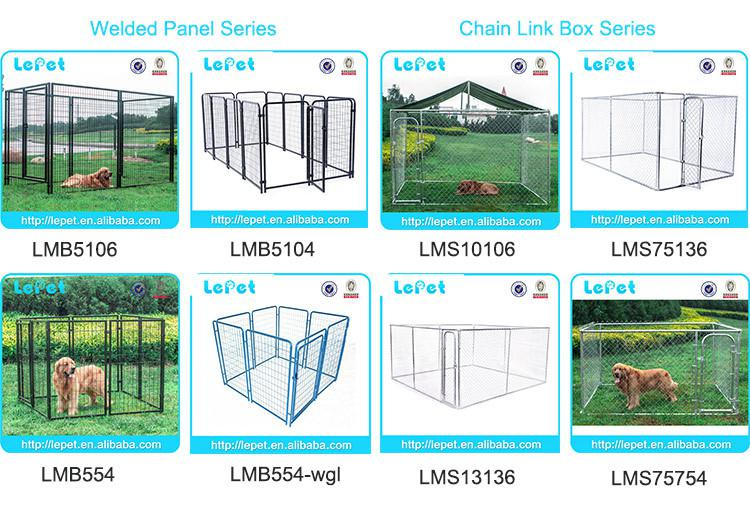cheap chain link dog kennels manufacturer wholesale