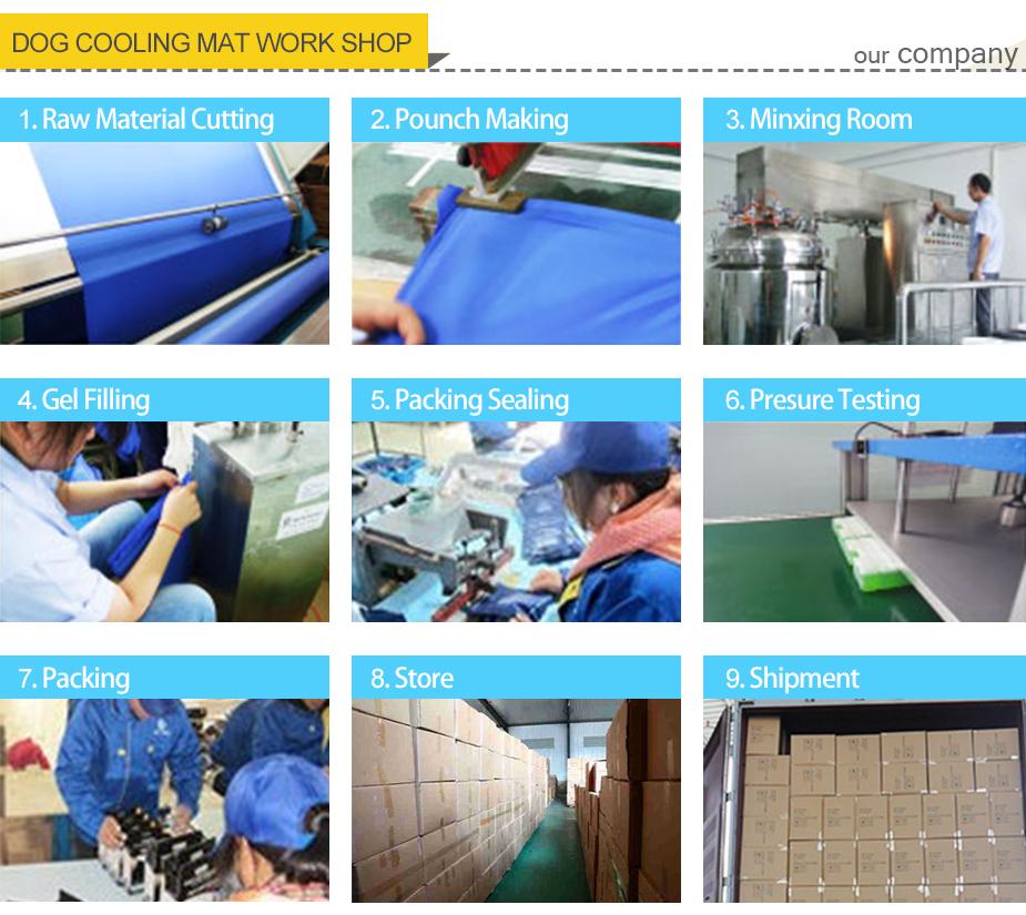 gel cooling padwholesale,cooling gel pad supplier