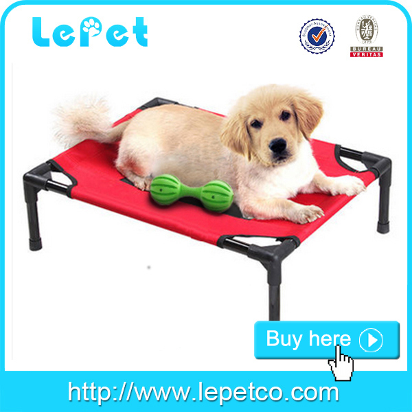 How to assemble and disassemble Elevated Orthopedic Dog Bed Camping Cot?