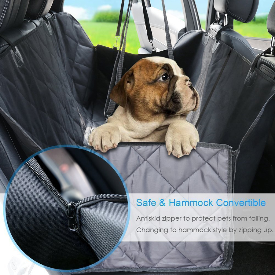 Factory of Dog seat cover hammock car hammock for dogs
