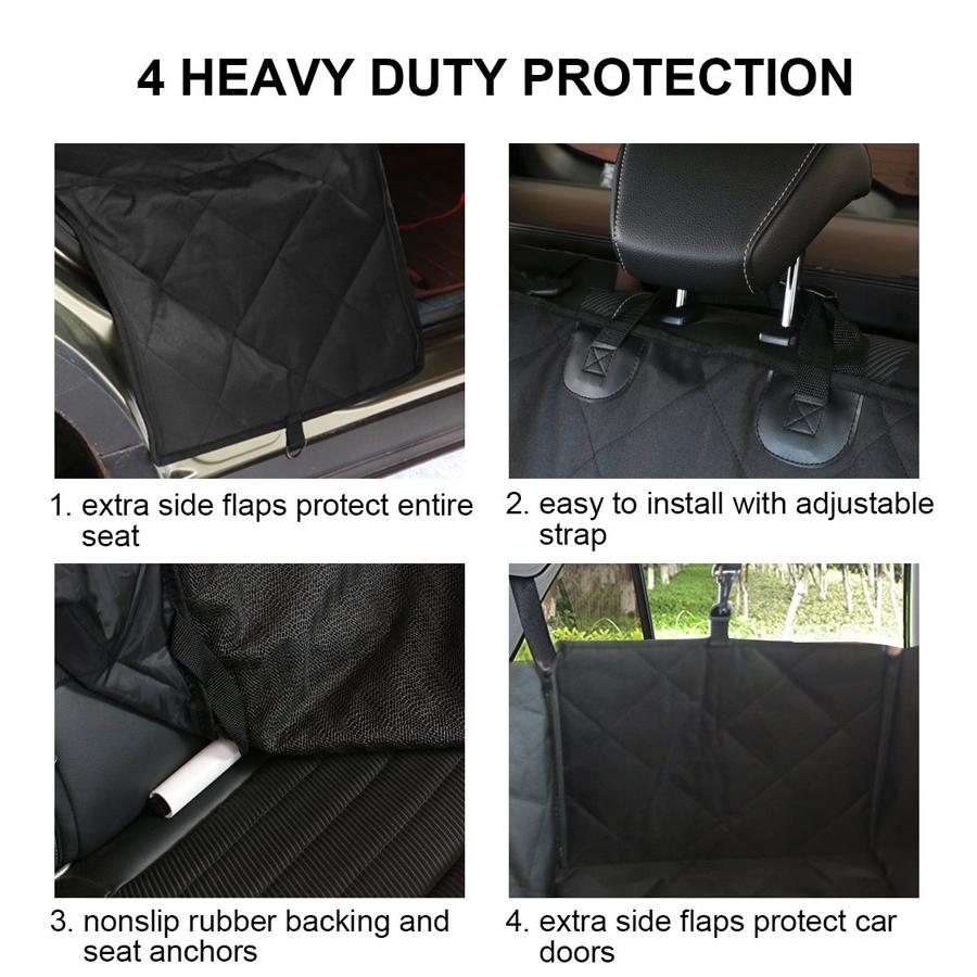 dog hammock car seat cover manufacturer