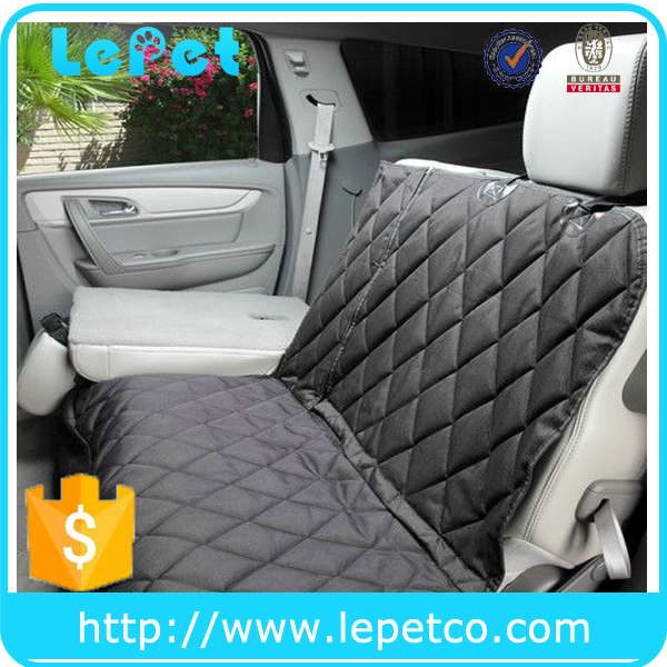 Oxford pet car seat protector waterproof dog car seat cover dog car seat hammock