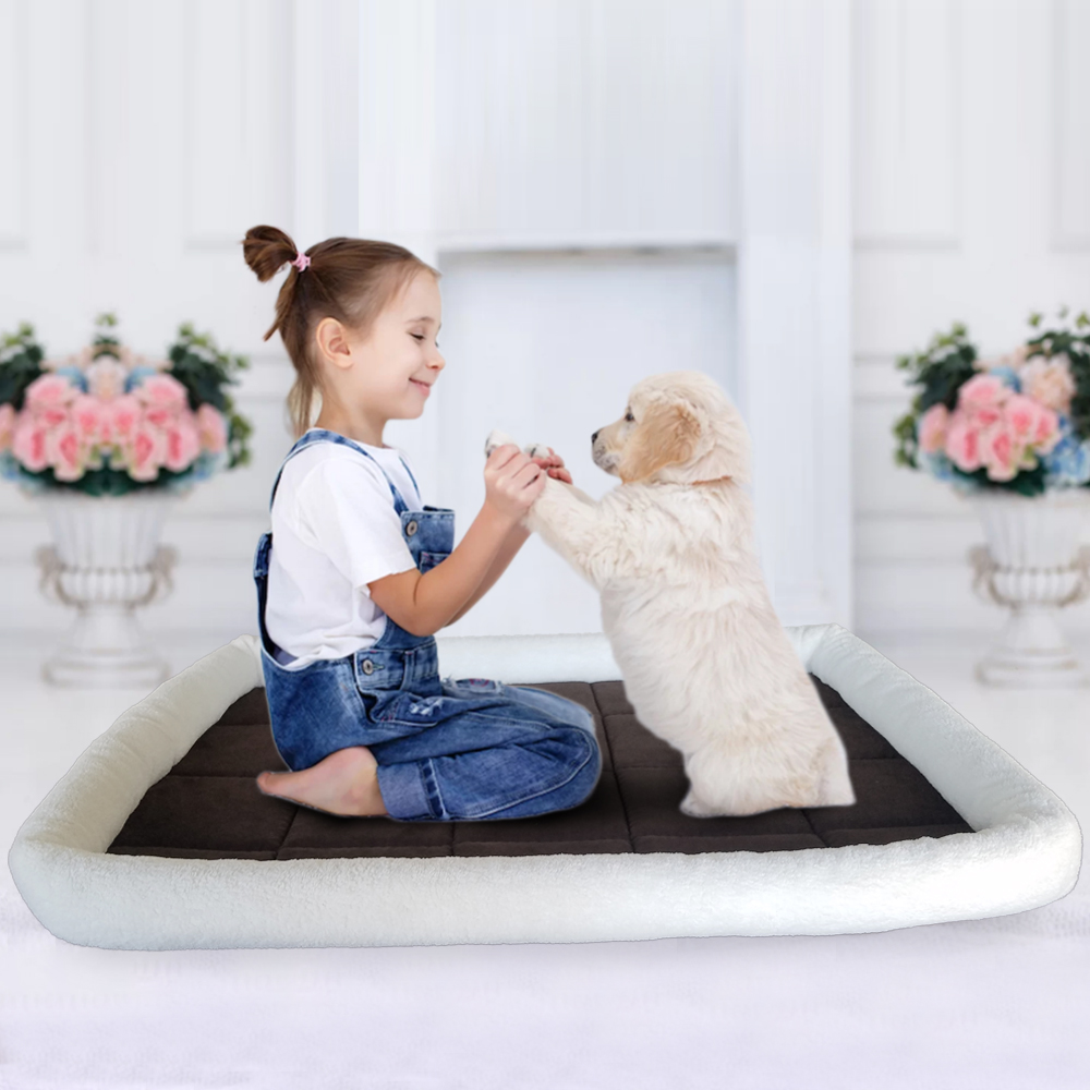 Pet supplies Wholesale pet bed mat dog bed cushion sleeping pet mat dog mattress
