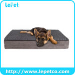Manufacturer Wholesale Dog Bedding Memory Foam Dog Beds