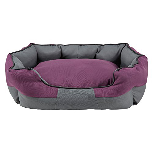 manufacturer wholesale Washable waterproof dog bed soft warm pet basket dog bed
