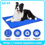 re-usable Non-toxic pet cooling mat dog cooling pad