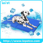 wholesale supply Re-usable gel dog cooling mat pet cooling mat