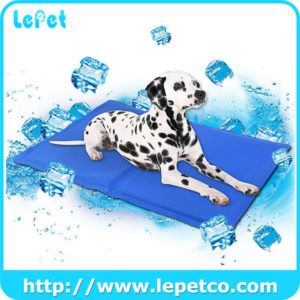 Wholesale Supply Re-Usable Self Cooling Gel Pad Dog Cooling Mat Pet Cooling Mat