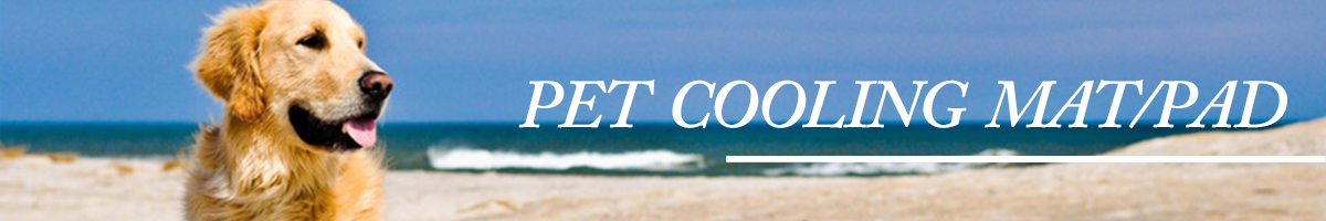 Pet cooling mat/pad