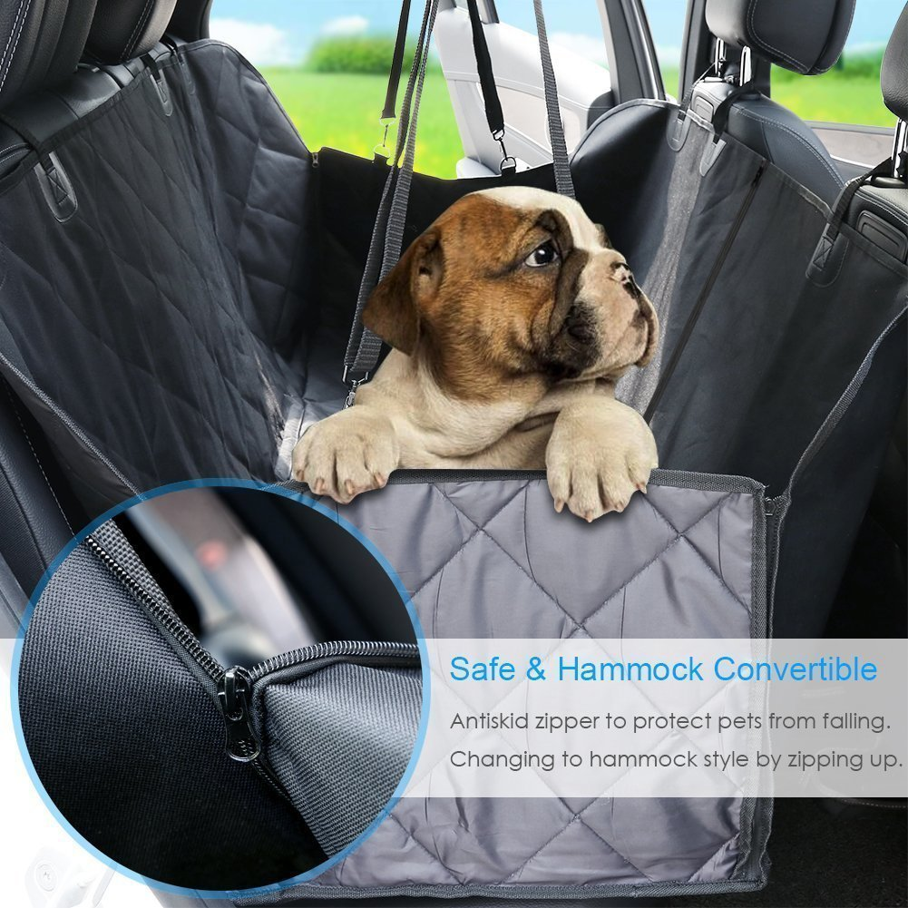 Dog seat cover hammock car hammock for dogs