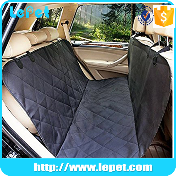 Private label factory Waterproof Dog car seat cover hammock pet car seat cover