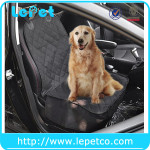 Manufacturer wholesale Waterproof Non Slip Pet Bucket Seat Cover Dog Car Front Seat Cover