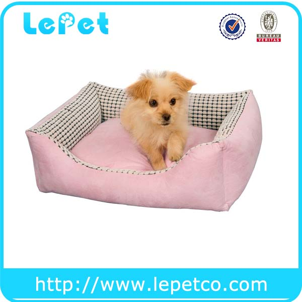 manufacturer wholesale dog bed designs/waterproof dog bed fabric/sofa bed luxury pet dog beds