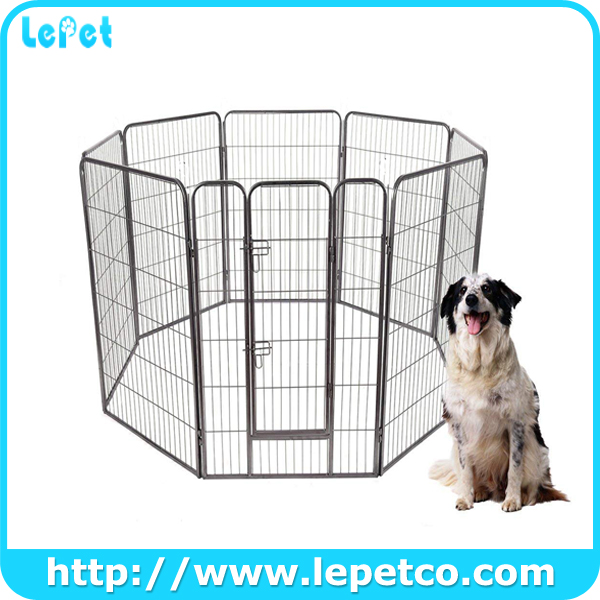 Heavy Duty Dog Crate Fence Pet Dog Playpen dog Fence Pet Kennel PlayPen