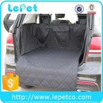 manufacturer wholesale pet cargo cover for SUV Dog Cargo Liners
