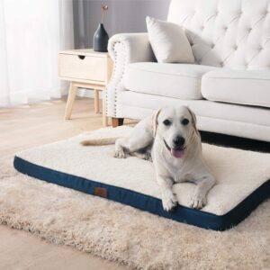 Factory supply Dog Camping Bed Portable Pet Mat Soft pet Cushion
