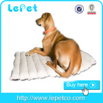 Soft pet mat for traveling Durable Dog Bed Roll Up Pet Mat Crate Pad