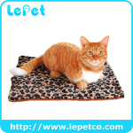 Self-Heating Pet Mat cat bed heated pet bed manufacturer