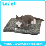 Self-Heating Pet Mat cat bed heated pet bed wholesale supply