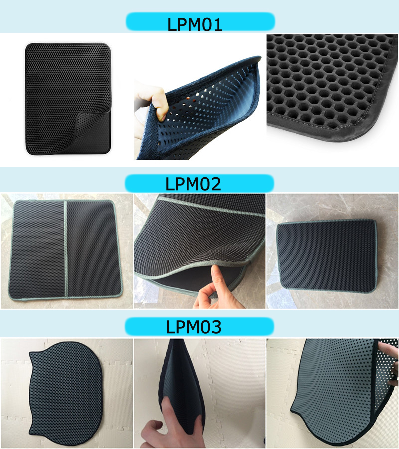Manufacturer wholesale pet litter mat