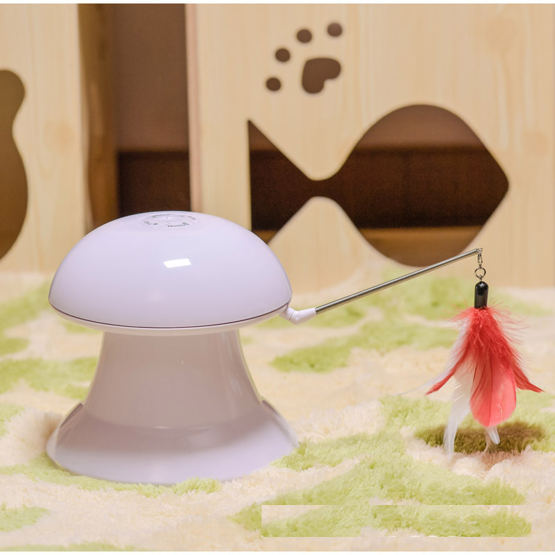Automatic Rotating Laser Cat Toy Manufacturer Lepetco Com