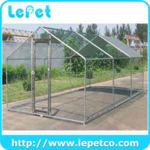 Manufacturer wholesale chicken coop backyard large metal chicken cage