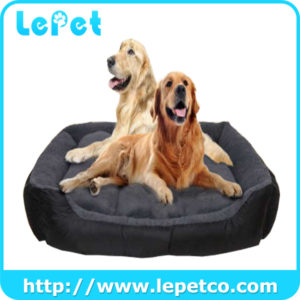 Manufacturer wholesale washable removable cover dog bed cushion pet bed