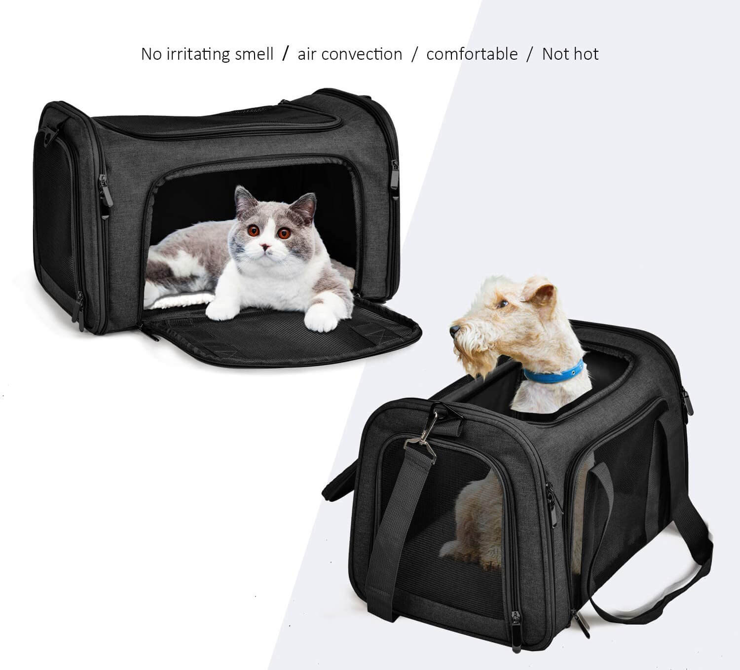 Airline Approved pet carrier wholesale supply