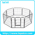 Pet Exercise Fence Dog Puppy Barrier Playpen Kennel