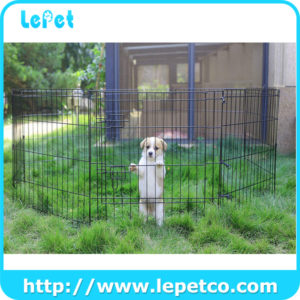 Heavy Duty 8 Panels Playpen for Dogs Pet Outdoor Exercise Playpen Fence
