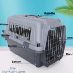 Airline Approved Pet Kennel Pet Travel Carrier Crate Dogs Carrier Crate