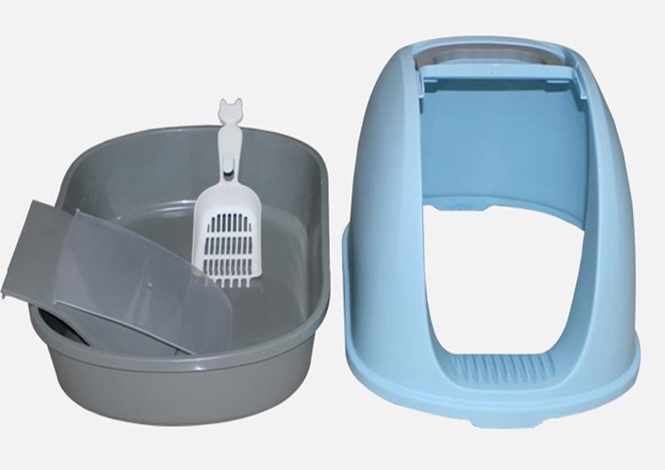 Manufacturer Wholesale Factory Cat litter box grid Cat toilet Cat Litter Box