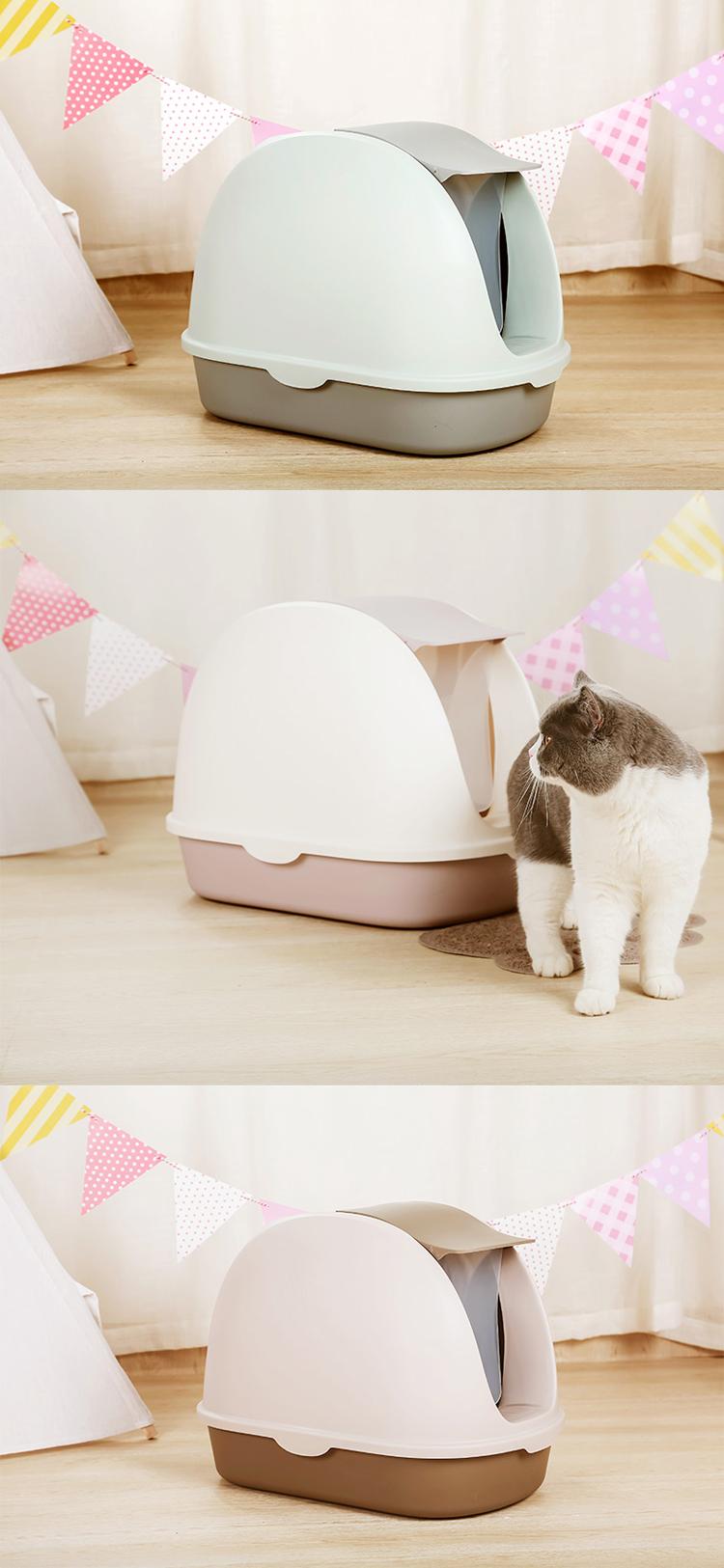 cat litter box cat toilet