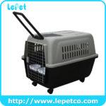 Manufacturer wholesale dog crate carrier airline approved travel pet kennel