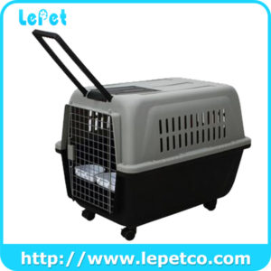 Manufacturer wholesale dog crate carrier airline approved travel pet kennel