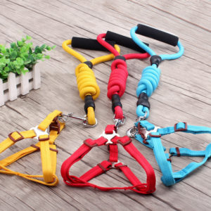 Manufacturer wholesale nylon dog leash and collar dog leash dog harness