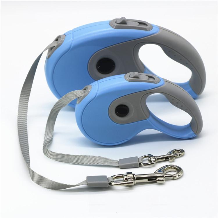 Manufacturer wholesale dog walking leash durable retractable dog leash