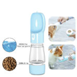 dog travel water bottle factory