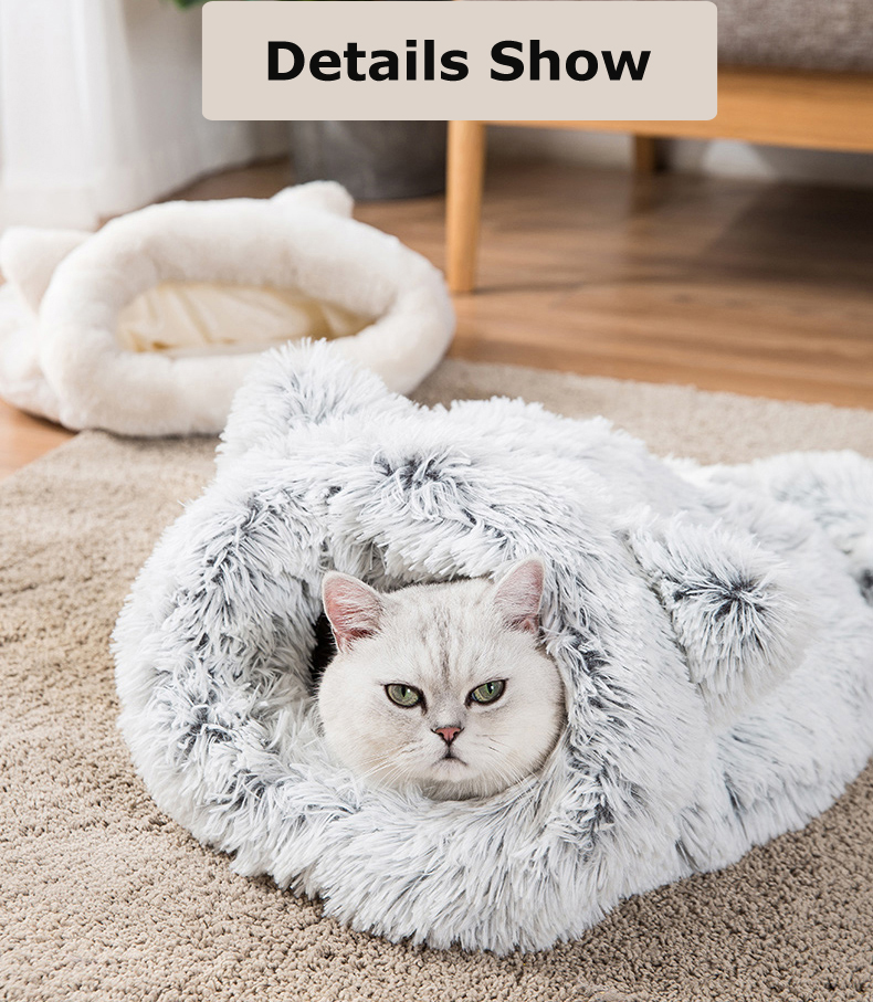 cat sleeping bag cat cave manufacturer