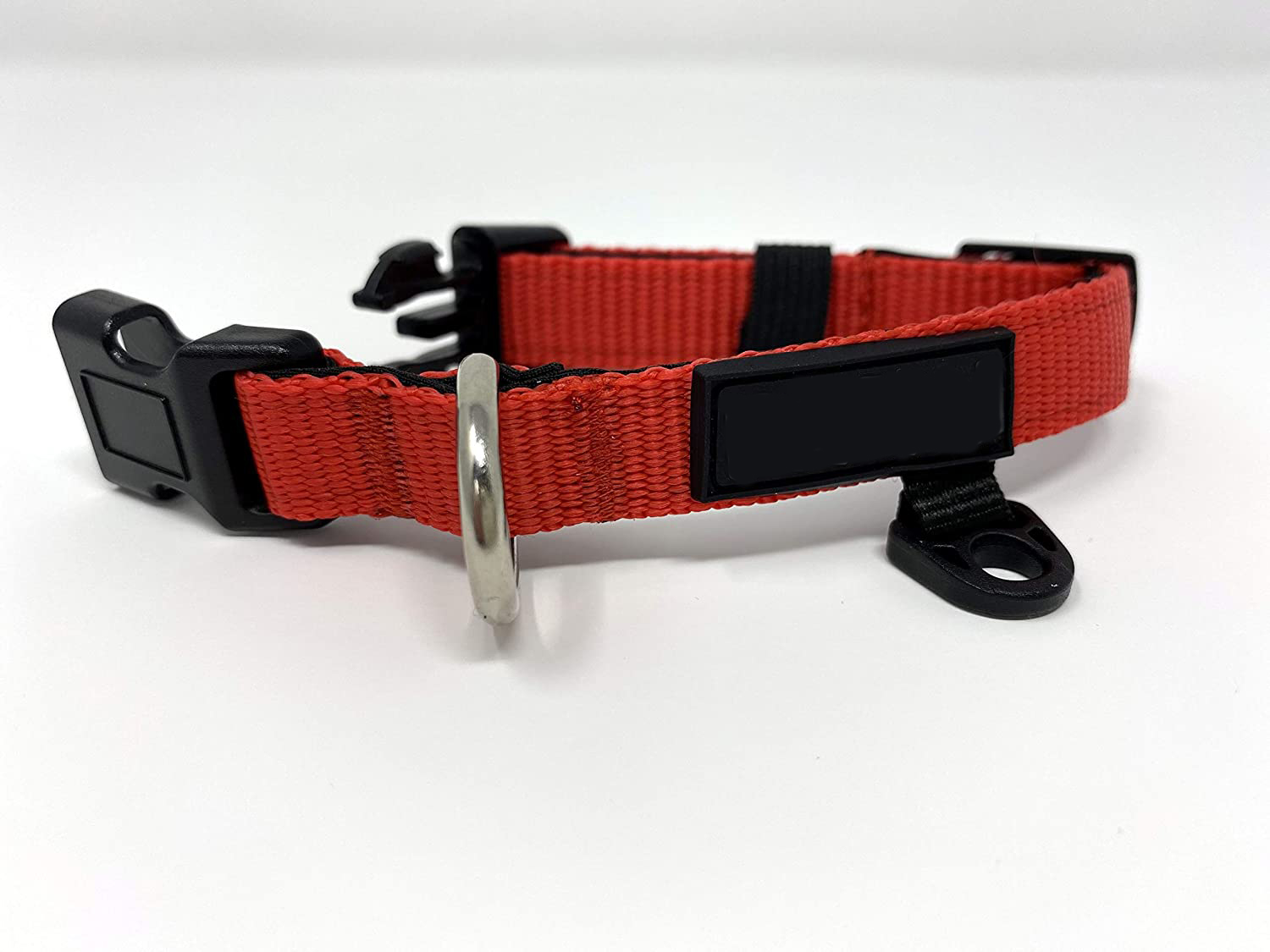 with Strong Buckle and Clip for Lead Adjustable Soft Fabric Dog Puppy Collar Factory