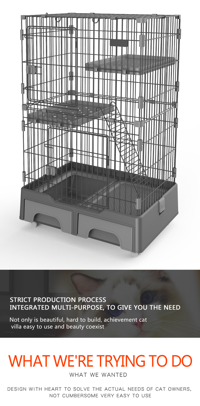 Cat Crate Kennel Manufacturer