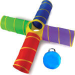 Play Tent Tunnel for Toddlers Outdoor Dog Tunnel Factory