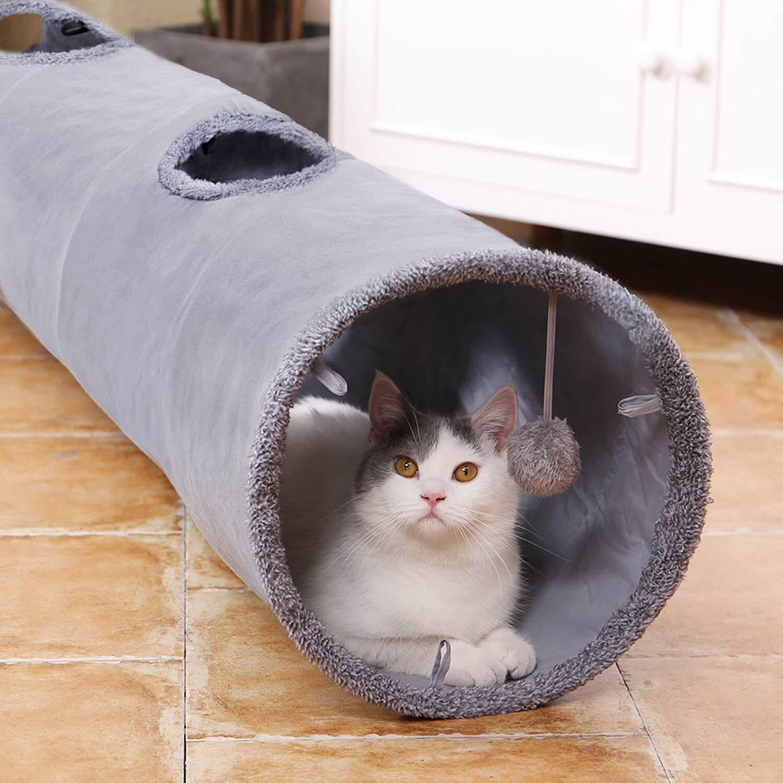 Hideaway Cat Crinkle Tunnel wholesale supply