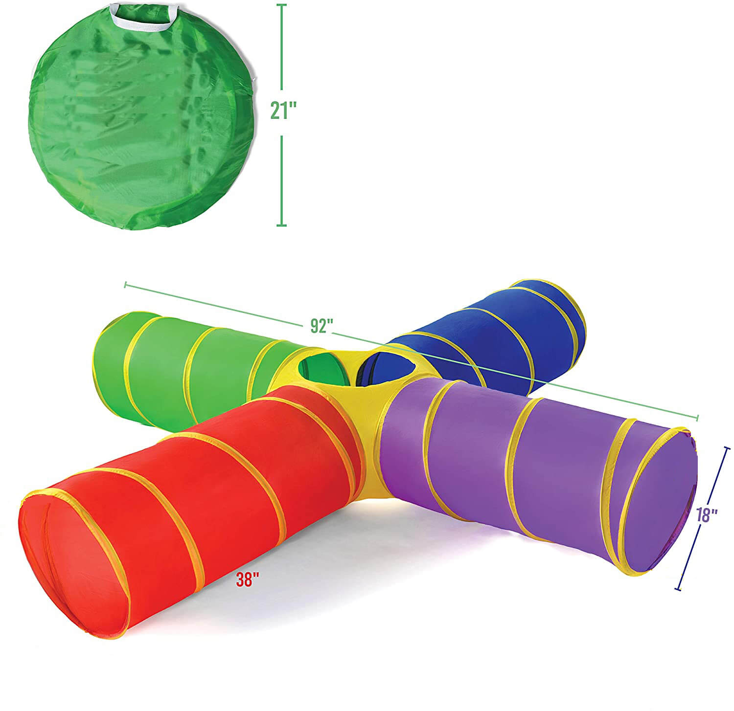 Play Tent Tunnel for Toddlers Manufacturer