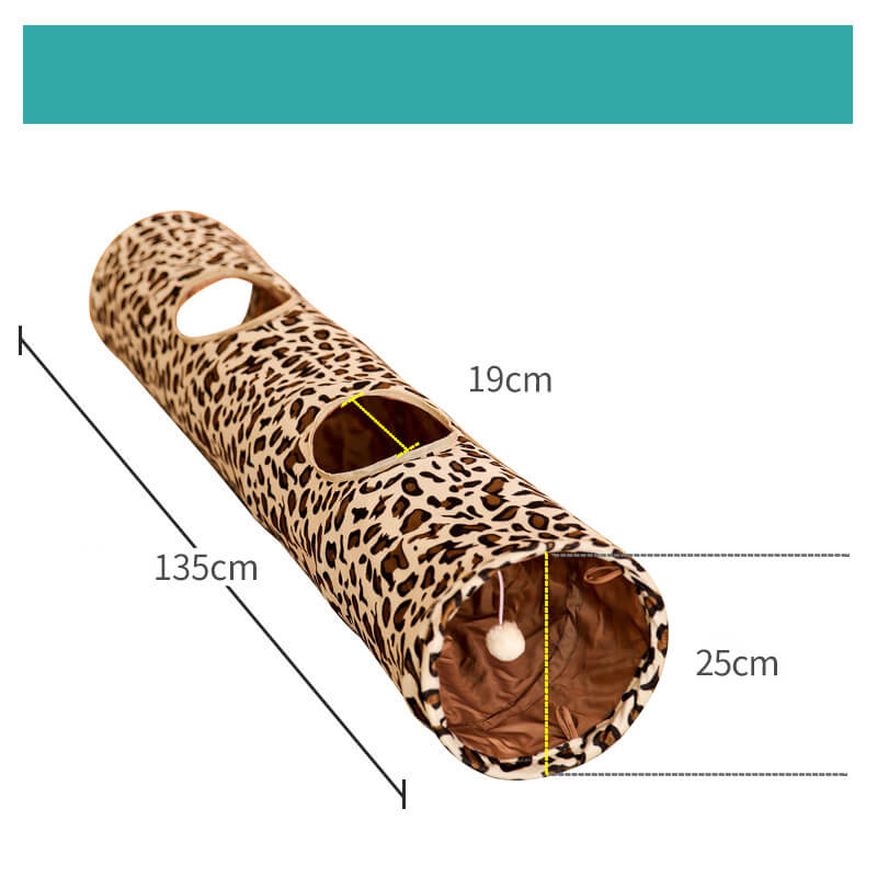 Cat play toy tube manufacturer