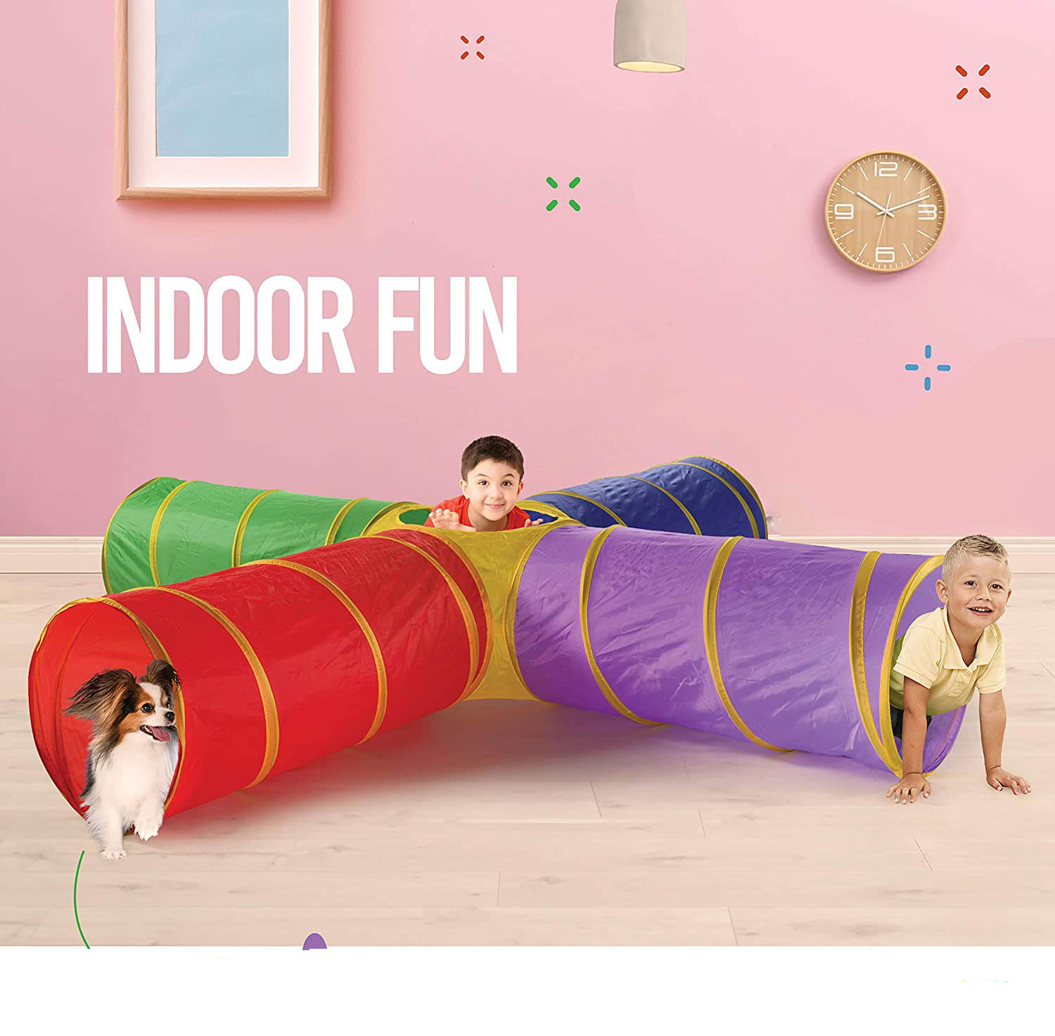 Play Tunnel For Kids Factory Wholesale