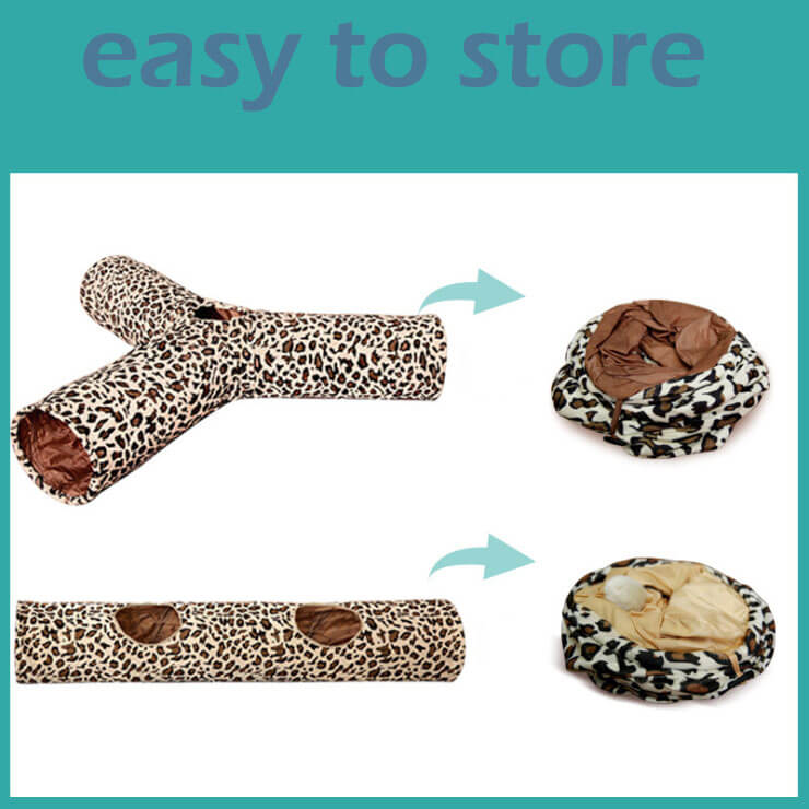 Cat play toy tunnel wholesale supply