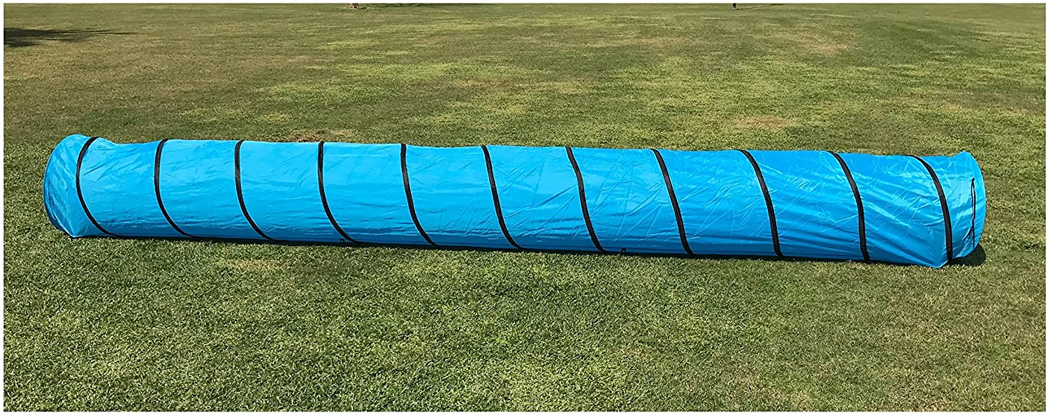 Outdoor Training Exercise tunnel for Dogs, Puppies