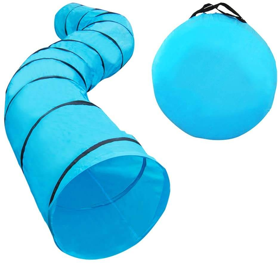 Factory of Park playground dog toy dog agility training open tunnel play tunnel for training dog